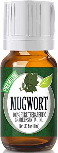Mugwort Essential Oil - 100% Pure Therapeutic Grade