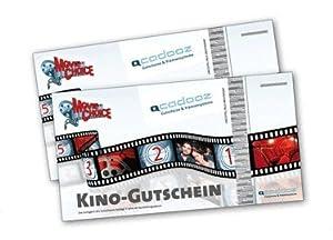 Kino-Gutschein für 2 Personen CineStar Cineplex Cinemaxx