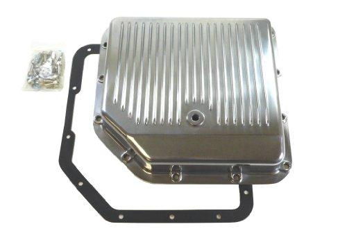 Racer Performance Chevy/GM Turbo TH-350 Aluminum Transmission Pan Kit – Polished