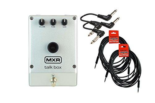 MXR Talk Box Cable Bundle w/ 4 free Items: 2x