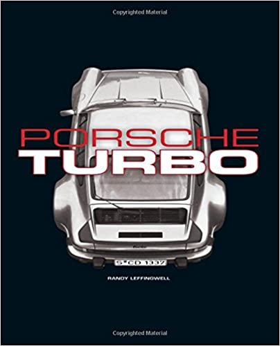 book cover - Porsche Turbo