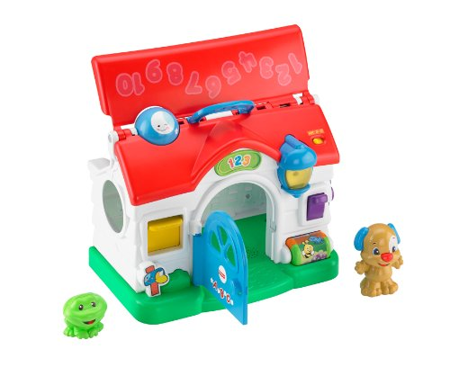 Fisher Price Laugh And Learn Puppy's Activity Home, Multi Color