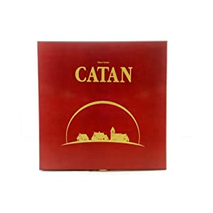 Click to buy Settlers of Catan 15th Anniversary Edition from Amazon!