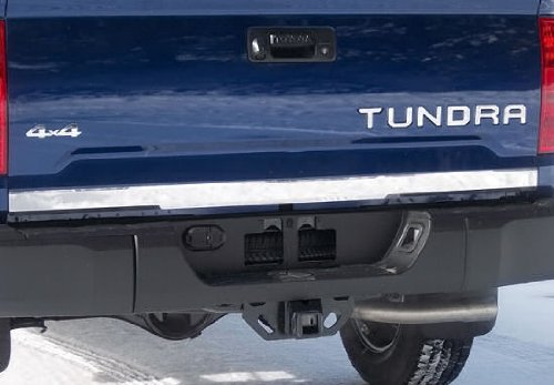 Toyota Tundra 2014 2015 2016 Chrome Letters Insert Tailgate