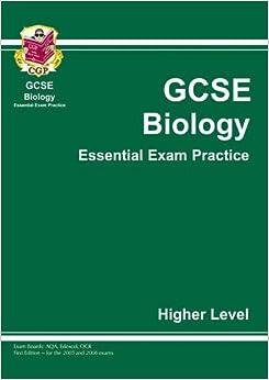AQA GCSE Sciences Student Book Answers (separate sciences)