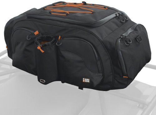 Classic Accessories 15-071-043801-00 Black ATV Runabout Rack Bag