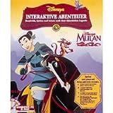 Interaktive Abenteuer Mulan / Interactive Adventure Mulan ~CD ROM / US Version