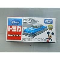 ディズニー モータース ドリームスター2 スカイブルー ミッキーマウス