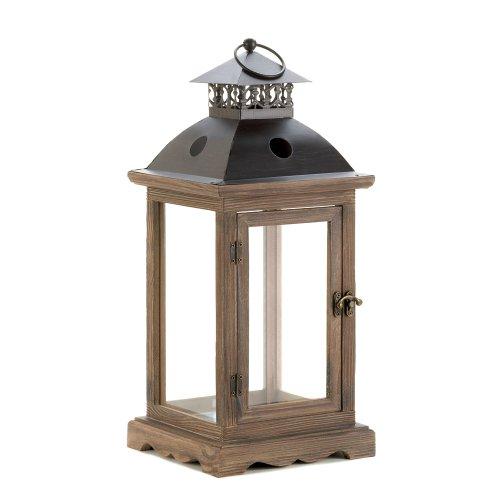 Monticello Candle Lantern