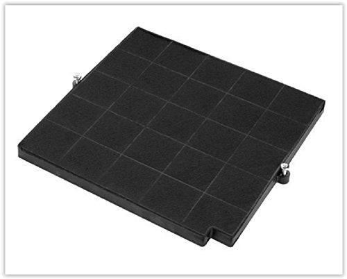 Filtre charbon 260x256x17mm airforce fc120 affcaf16cs afcfcaf16cs hbox90x hboxf5390x hbox90ek hotte arthur martin afcv9029x