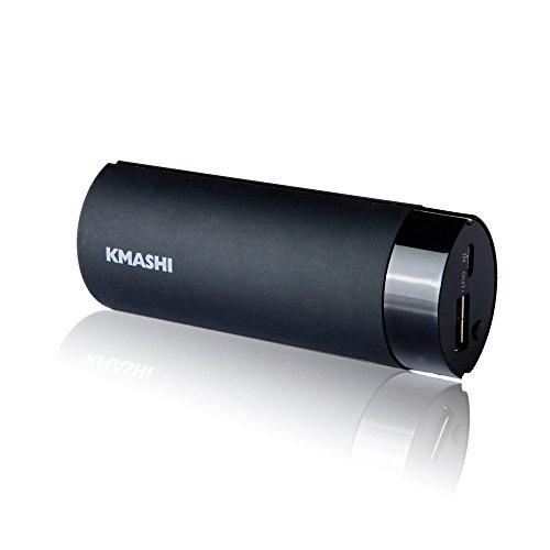 Kmashi Victor K1 5000mAh モバイルバッテリー 超コンパクト 急速充電可能 12ケ月保証 (Victor K1 5000mAh)