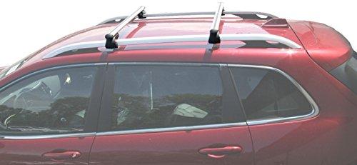 2014-2016 Jeep Cherokee Cross Bars Roof Racks