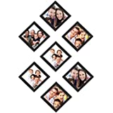 Sifty Collection Collage Photo Frame(5x5) 6, Set Of =6pcs