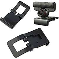 Alcoa Prime 1pcs TV Clip Mount Holder Stand For Sony Playstation 3 For Sony PS3 Move Controller Eye Camera Games...