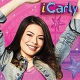 iCarly Dessert Napkins 16 Pack