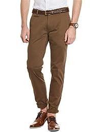 American Swan Men's Olive Cargo Pants