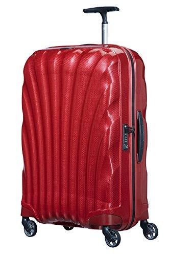 Samsonite Cosmolite 4 Roues 69/25 FL2 Valise, 69 cm, 68 L, Rouge
