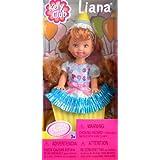 Barbie Kelly Birthday Party Surprise LIANA Doll (2001 Kelly Club)