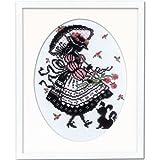 Orimupasu made ? cross stitch embroidery kit Onoe-Megumi