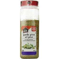 Club House Garlic Plus Seasoning One Step, 580 Gram