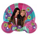 iCarly Kids Plate