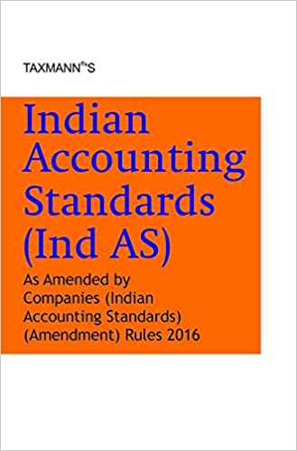 Indian Accounting Standards - IND AS - 2017 book