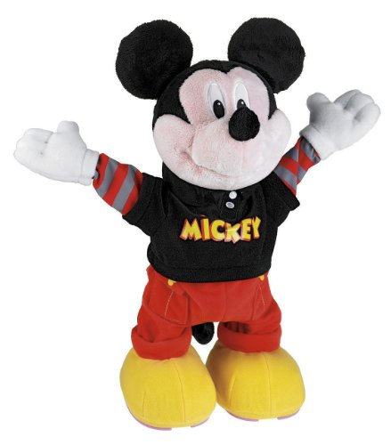 Fisher-Price Disney Mickey Gwiazda Tańca