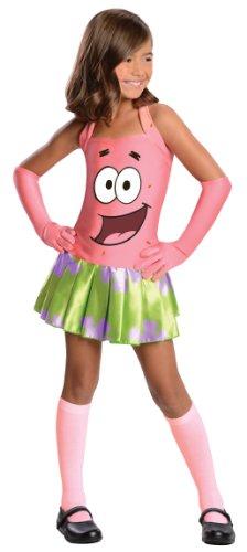 SpongeBob Girl's Patrick Costume