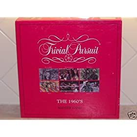 Click to buy Trivial Pursuit The 1960s from Amazon!