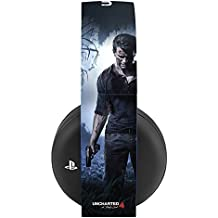 Controller Gear Uncharted 4 A Thief's End - Sony Gold Wireless Stereo Headset Skin