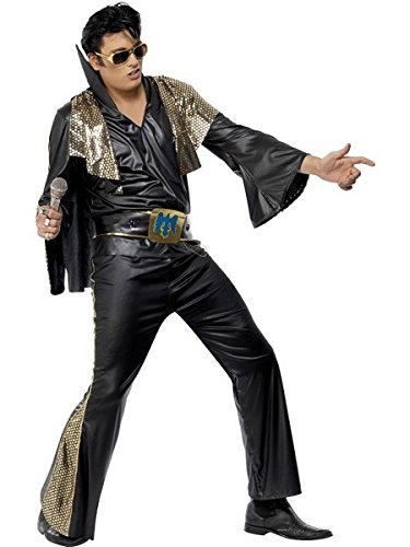 Smiffys Elvis Rocker Costume