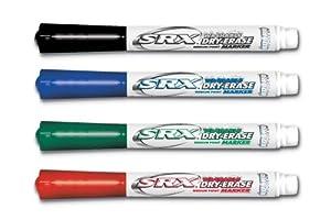 Amazon.com : Board Dudes Washable Dry Erase Markers, 4