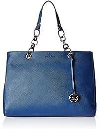 Diana Korr Women's Shoulder Bag (Blue) (DK37HBLU)