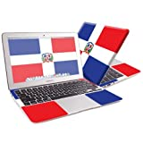 MightySkins Protective Skin Decal Cover For Apple MacBook Air 11 With 11.6 Inch Screen Sticker Skins Dominican...