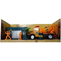 Build Your Own Construction Site Cement Construction Vehicle , Toy:34