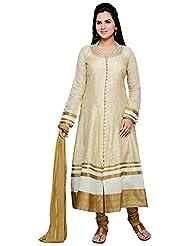 Roopali Creations Women's Chanderi Silk Salwar Suit Set - B013SVN43C