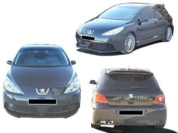 4 Stück Bremsschläuche Vorder /& Hinterachse Rechts /& Links für PEUGEOT 206