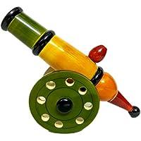 Exclusive Funwood Games Wooden Decorative Vintage Antique Cannon Set For Home Décor