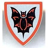 LEGO Fright Knights LOOSE Shield Small Bat Shield