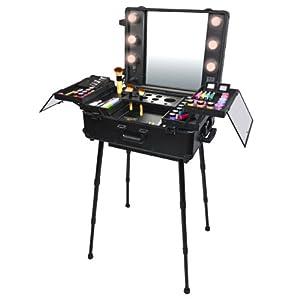 Amazon.com : SHANY Cosmetics Mini Studio Togo Makeup Case