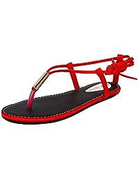 Do Bhai Women's Synthetic Sandals - B013JZ0G1U