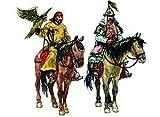1/72 Mongol Calvary XIIIth Fig