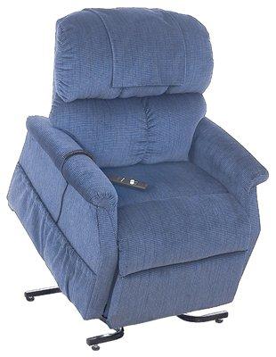 Golden Technologies Elite Comforter Extra Wide Series Lift Chair in Evergreen
