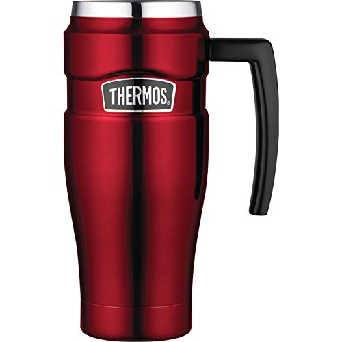 Best travel mugs for men with handle list