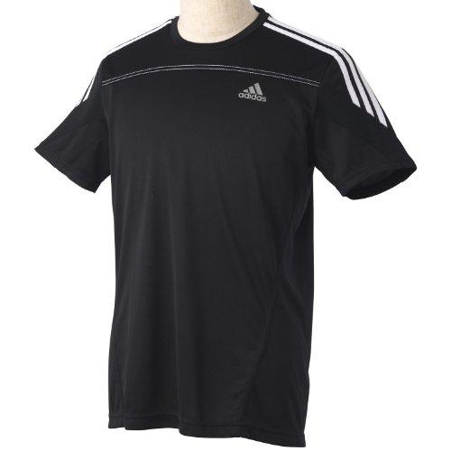 (アディダス)adidas M RSP 半袖Tシャツ AG857 D85701 ブラック/ホワイト J/S