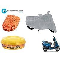 ESHOPITUDE-Bike & Car Cleaning & Utility Combo Set Of 3-Hero MAESTRO