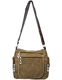 Anahi Denim Sling Bag By Heels & Handles (N1260)