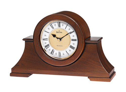 Cambria Mantel Clock with Westminster