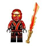 Lego Ninjago 2013 Kai Minifigure Final Battle Suit