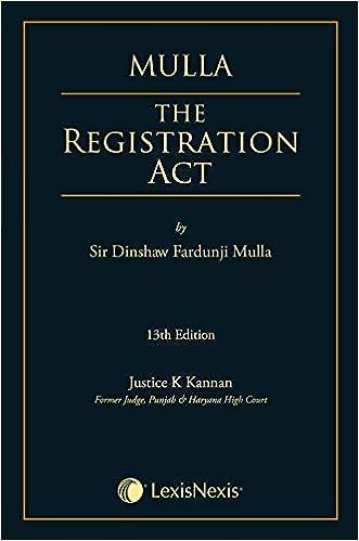 Registration Act